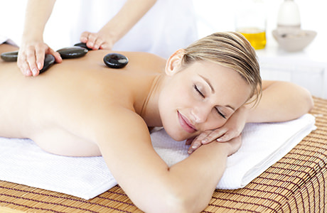 Special massages – pure relaxation
